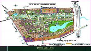 KĐT mới Đông Tăng Long – Đất nền Quận 9