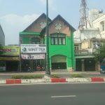 Bán nhà mặt tiền Lê Văn Việt quận 9